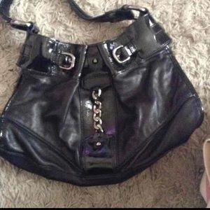 Kenneth Cole black purse